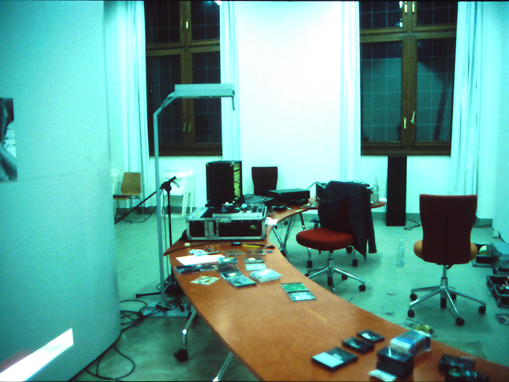 Inside Hybrid Workspace: Studio