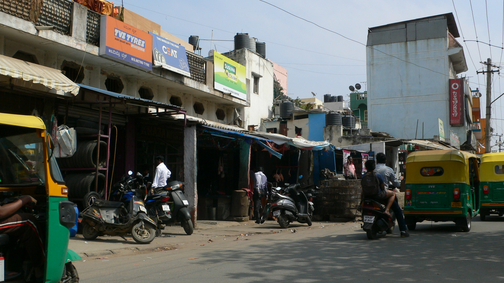 e.g. pura main rd - my shopping street