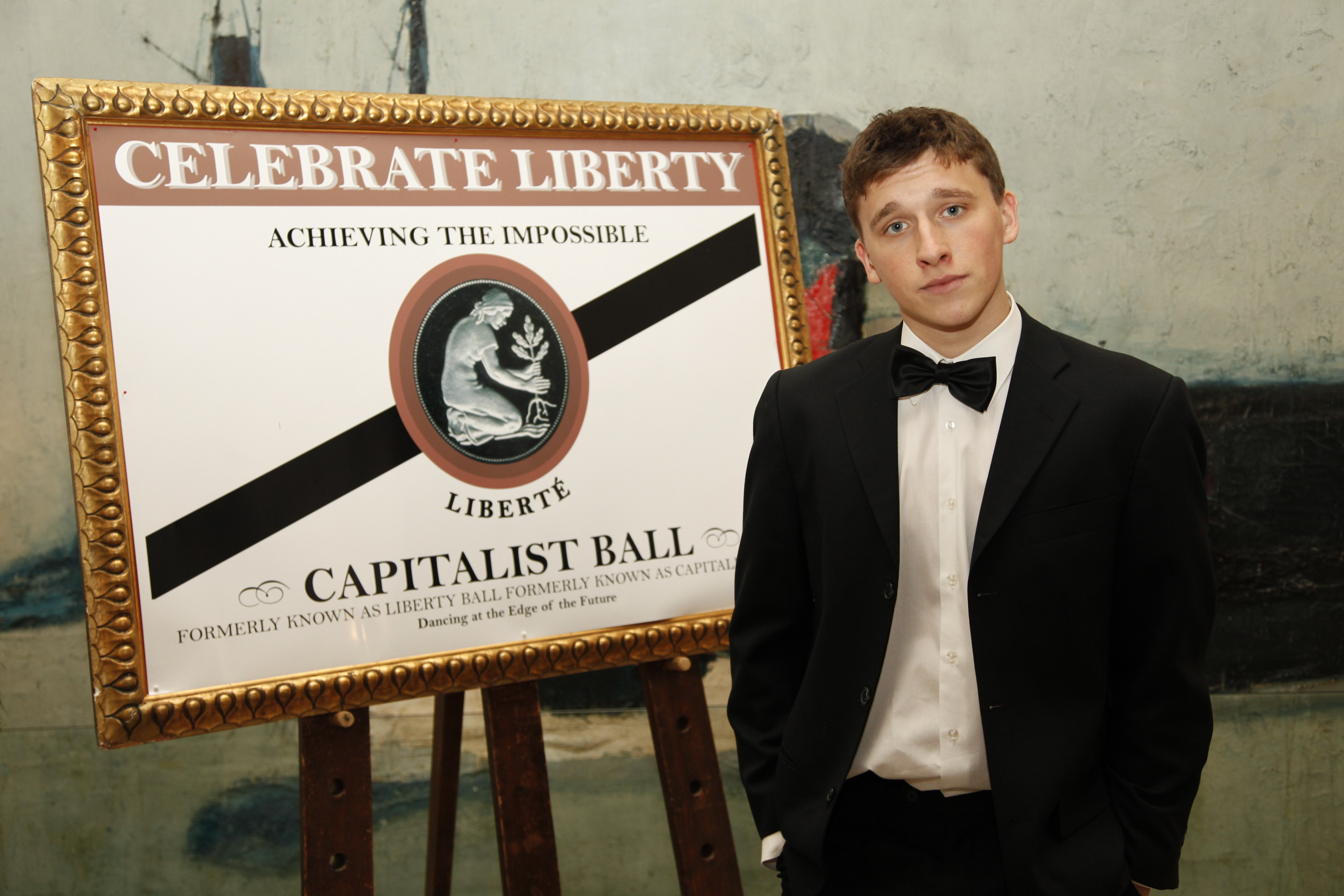 Capitalist Ball formerly known as Liberty Ball formerly known as Capitalist Ball